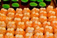 Buitensporige Sushi. Stock Fotografie