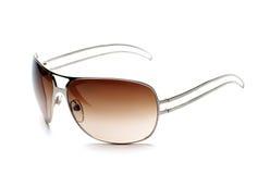 Buitensporige zonnebril Stock Afbeeldingen