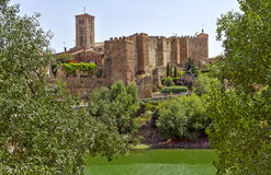 Buitrago del Lozoya, Madrid Spain Royalty Free Stock Photography