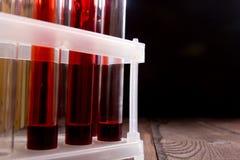 Buizen bloed stock foto