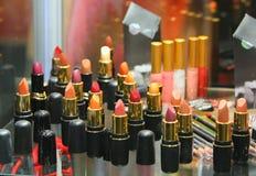 Buizen lippenstift Stock Fotografie