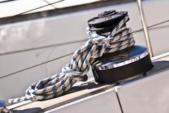 Bujão e cordas Fotos de Stock
