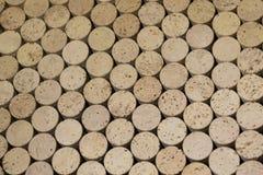 Bujões 9 do vinho foto de stock