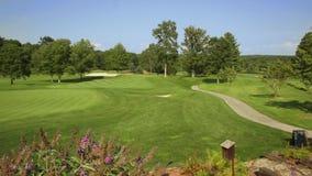 Bujny, zabawy pole golfowe (2 4) zbiory wideo