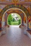 Bujoreni Monastery Royalty Free Stock Images