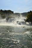 buk εθνικός καταρράκτης skradinski πάρκων krka της Κροατίας Στοκ εικόνα με δικαίωμα ελεύθερης χρήσης