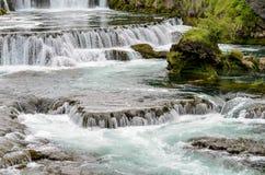 Buk de Strbacki da cachoeira Fotos de Stock