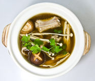 Buk Kut Teh Royalty Free Stock Images