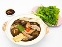Buk Kut Teh Royalty Free Stock Photo