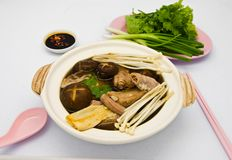 Buk Kut Teh Stock Photography
