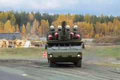 Buk missile system Royalty Free Stock Photo