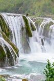 Buk Strbacki водопада Стоковая Фотография