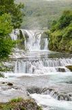 Buk Strbacki водопада Стоковые Фотографии RF
