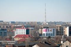 Bukarest-cotroceni Stadtbild Lizenzfreie Stockbilder