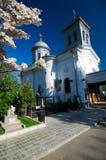 Bukarest - Icoanei-Kirche Lizenzfreie Stockfotografie