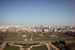 Bukarest-Panorama Stockbilder