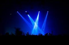 BUKAREST, RUMÄNIEN - 30. NOVEMBER 2014: Subcarpati-Konzert für R Lizenzfreies Stockfoto