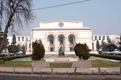 Bukarest-Staatsangehörigoper Stockfotos