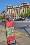 Bukarest-Stadtrundfahrt stockfotografie