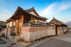 Bukchon Hanok, Seoul, Korea Stock Image