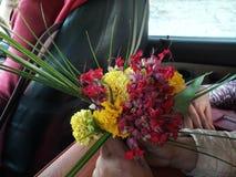Buke de la flor de la mezcla Fotos de archivo