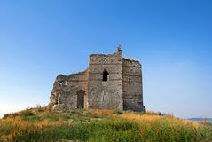 Bukelon-Festung Stockfotos
