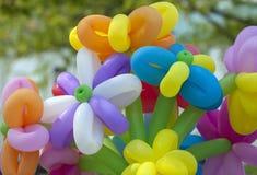 Bukett av ballonger Royaltyfria Bilder