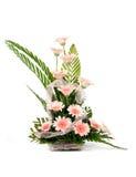 Bukett av blommor Royaltyfria Bilder
