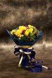 Bukett av den colouful blomman. Royaltyfri Fotografi