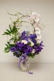 Bukett av orkidén Royaltyfri Fotografi