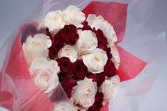 Bukett av ro Royaltyfria Bilder