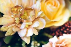 Bukett för att gifta sig arkivbild
