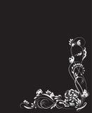 bukettbows figure seamless litet för blommamodell Royaltyfri Foto