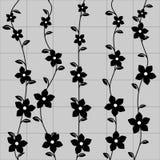 bukettbows figure seamless litet för blommamodell Royaltyfria Foton