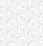 bukettbows figure seamless litet för blommamodell Royaltyfria Bilder