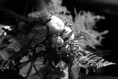 bukettbröllop Arkivbilder