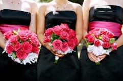 bukettbröllop Arkivfoton