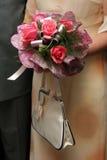 bukettbröllop Royaltyfri Foto