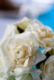 bukettdetaljbröllop Royaltyfri Bild