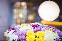 buketten blommar illustrationvektorn Fotografering för Bildbyråer