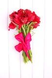 buketten blommar red Royaltyfri Fotografi