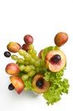 bukettfrukt Arkivfoto
