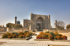 Bukhara 2500 years old town Royalty Free Stock Image