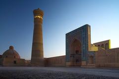 Bukhara Stock Photo