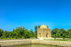 Bukhara gammal stad 41 royaltyfri foto