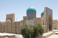 Bukhara Stock Photo