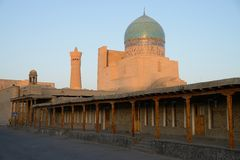 Bukhara, Republic of Uzbekistan royalty free stock photo