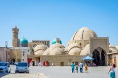 Bukhara taqi zargaron bazaar, Uzbekistan Stock Photography