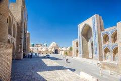 Bukhara taqi zargaron bazaar, Uzbekistan Royalty Free Stock Images