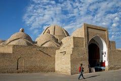 Bukhara Trading Dome Royalty Free Stock Photography